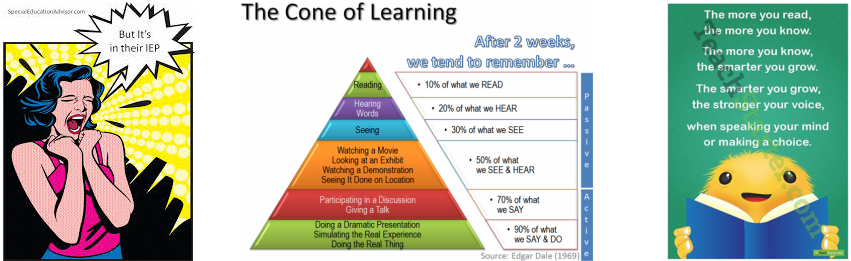 Teaching And Learning First For Lasts
